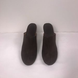 Michael Kors Leather Mules
